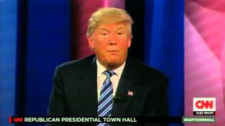 Donald Trump says Michael Jackson & Lisa Marie were Real 2016