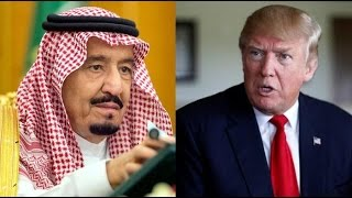 You will not Believe what The Saudi King told President Trump!!!