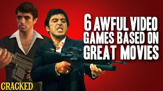 6 Awful Video Games Based On Great Movies