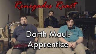 Renegades React to... Darth Maul: Apprentice - A Star Wars Fan Film