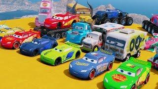 Disney Cars 3 Colors Jackson Storm Fabulous McQueen Cruz Ramirez Mater Spiderman Miss Fritter  Arvy