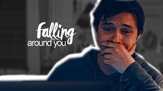 falling around you [simon & bram]    love, simon