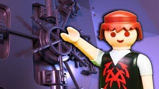 ⭕ PLAYMOBIL POLIZEI - Kevin sprengt den Tresor - Playmobil Film