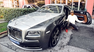 ROLLS ROYCE DELIVERY / MAILTIME | VLOG 313