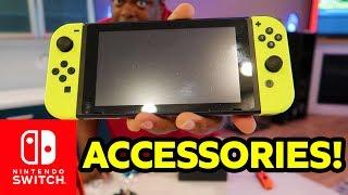 Even MORE Nintendo Switch ACCESSORIES!