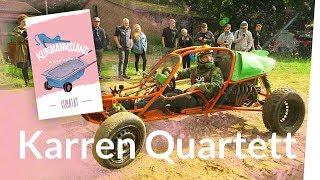 Die verrücktesten Fahrzeuge Teil 1 | Kliemannsland-Karren-Quartett