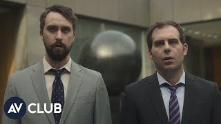 Corporate's creators on the long process of getting a show on television