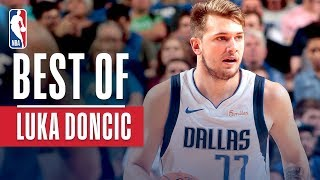 Luka Doncic December Highlights   KIA NBA Rookie of the Month