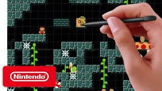 Super Mario Maker -