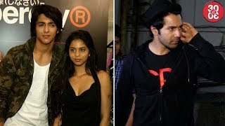 Suhana Spotted Partying With Friends | Has Varun's Family Accepted His Girlfriend Natasha?