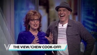 The View Full Show 5/26/17 : Marc Summers hosts the annual View/Chew cook-off; actor Tyrese Gibson.