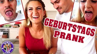 GEBURTSTAGS PRANK ÜBERRASCHUNG an ILKAY! | FAMILY FUN
