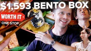 $1,593 Bento Box • Japan