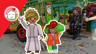 Playmobil Film deutsch: Fastnachtsumzug 2017 / Karneval / Fasching von Family Stories