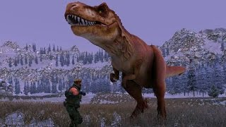 DER T-REX IST RIESIG !!! - Ultimate Epic Battle Simulator