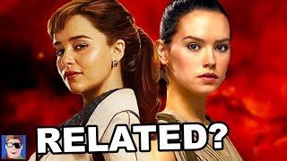 Did SOLO Reveal Rey