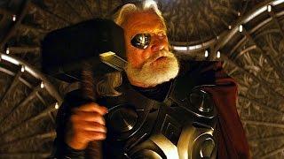 Thor vs Odin - Odin Takes Thor