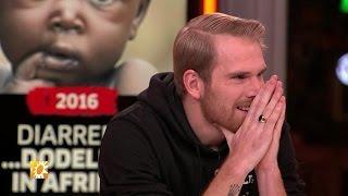 Jongens StukTV ontroerd door bedankfilmpje gezin A - RTL BOULEVARD