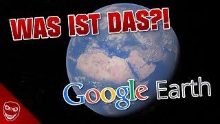 Suche NIEMALS deine Adresse bei Google Earth!