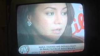 DanielPadilla TV PATROL July 2 2013