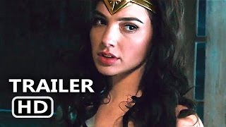 WONDER WOMAN ALL Clips Supercut (2017) Gаl Gаdot Action Movie HD