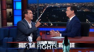 Friday Night Fights with Rob Riggle
