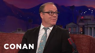 Tom Papa Wants You To Eat Bread  - CONAN on TBS