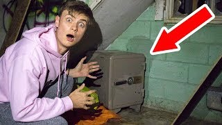 FOUND SAFE IN ABANDONED TOWN!!
