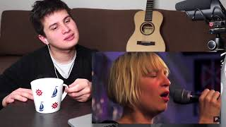 Vocal Coach Reaction to Sia