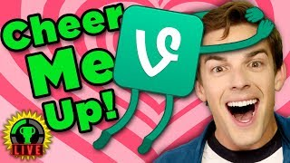 Can These VINES Make Me HAPPY? | Try Not To Laugh Challenge