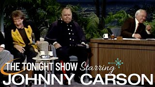 Jonathan Winters & Robin Williams in Funniest Moments on Johnny Carson
