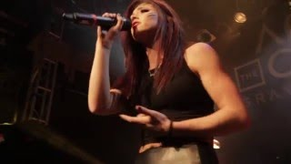 """Outsiders"" - Against The Current (Live Music Video)"