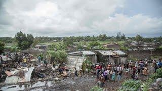 Mozambique: 17 die after dump