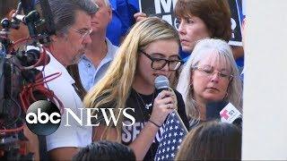 Survivors Of The Parkland School Shooting Speak Out