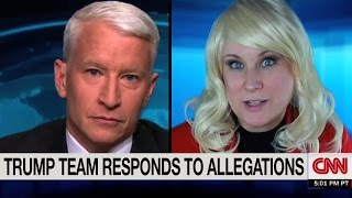 Anderson Cooper VS Kellyanne Conway - Altnerative Facts Song Parody
