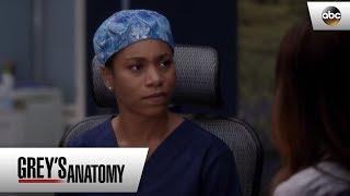 Amelia Tells Maggie About The Tumor - Grey