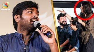 Vijay Sethupathi Trolls VJ Priyanka On Stage | Junga Audio Launch | Yogi Babu