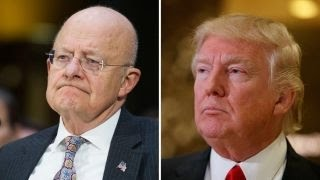 President-elect Trump vs. the intelligence community