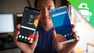 Samsung Galaxy S8 vs LG G6 - Which would you choose?