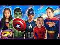 Super Hero Pranks - Marvel Vs DCmp3