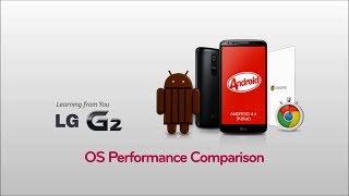 LG G2 JellyBean vs KitKat