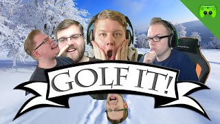 Winter is coming! 🎮 Golf it! #37