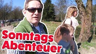 Sonntags Video - Abenteuer in der Wildnis & Spielplatz - Boxberg VLog TipTapTube