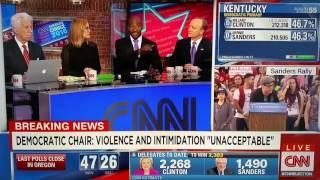 Van Jones (CNN) on DNC mistakes against Bernie Sanders