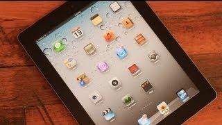 The New Apple iPad 3 64GB Wi-Fi + 4G Black Unboxing