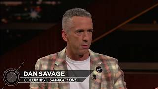 Dan Savage Interview  | Real Time with Bill Maher (HBO)