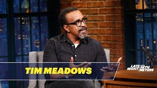 Tim Meadows Prank Called David Schwimmer