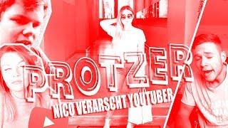 Nico verarscht Youtuber | Protzer | inscope21