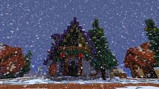 Grinch Minigame! Geschenke klauen! - Minecraft Adventskalender #14