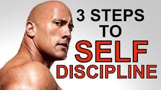 3 Proven Methods For Gaining Self Discipline